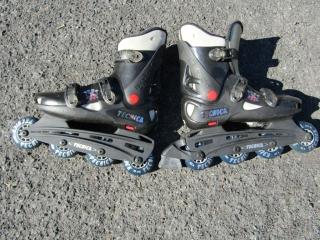 Tecnica Roller blades size 7