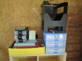 Office lot: paper, photo paper , labels