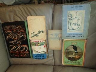 Lot of books, some children