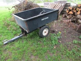 Dump Wagon  by Craftsman 2 wheels