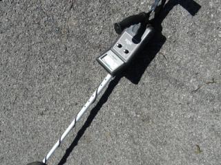 Metal Detector by Vlf treasure detector