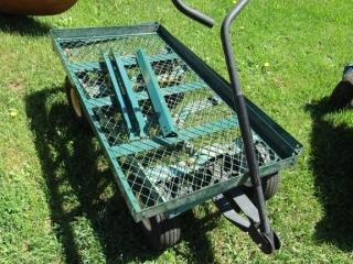 Pull Garden Wagon 2 level ability