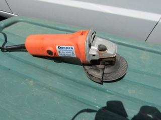 Dakota angle disc  grinder electric 4.5