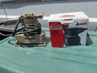 Black and Decker Finishing sander and