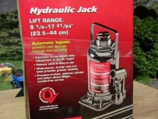 MotoMaster 20 ton Hydraulic  Jack