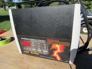 Motormaster Eliminator battery charger