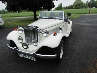 MP Lafer 1984 (replica 1951 MG TD)