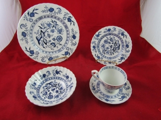 Dinnerware by J.& G. Meakin, Blue Nordic