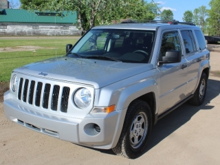 2009 Jeep Patriot Sport 4x4 - One Owner