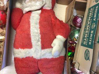 """Santa Claus 19"""" tall"""