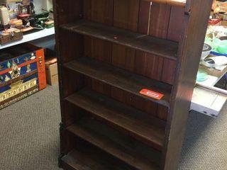 """Bookcase. 32""""X11""""x60"""""""