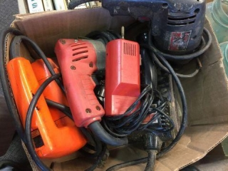 Electrical power tools