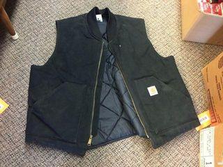 Carhart vest size 2XL
