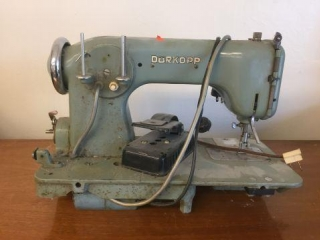 Durkopp sewing machine