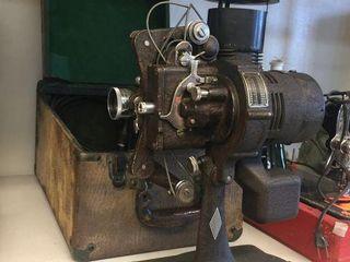 Filmo master projector