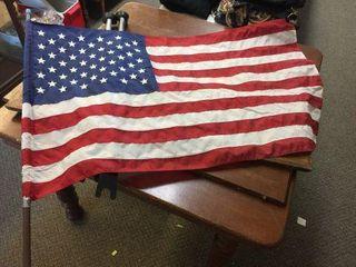 """US flag 30""""x48"""""""