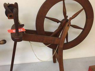 "Spinning wheel. 30""x33"""