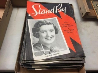 Stand by magazines