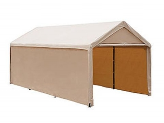 ABBA PATIO CANOPY 10 X 20FT(NOT ASSEMBLED)