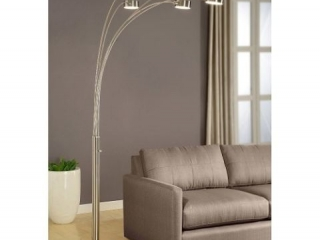FLOOR LAMP(DAMAGED LIGHT COVER;