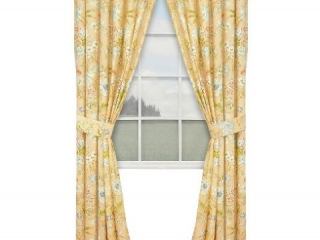"CURTAIN PANEL PAIR 100""W X 84""L"
