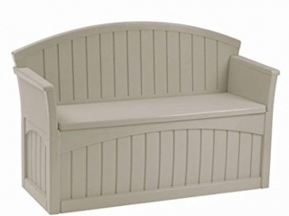 SUNCAST PATIO BENCH (NOT ASSEMBLED)