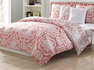 STUDIO 17 5-PIECE BED SET KING