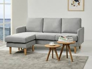 IVY BRONX FLOREZ REVERSIBLE SECTIONAL SOFA