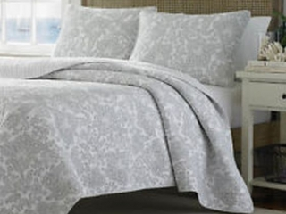 TOMMY BAHAMA 3-PIECE QUILT SET *KING*
