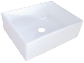 FAUCETURE VITREOUS CHINA VESSEL SINK