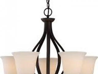 NUVO HANGING LIGHT FIXTURE