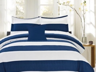 SWEET HOME COLLECTION 4-PIECE COMFORTER SET *KING*