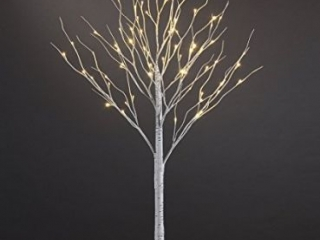 LIGHTSHARE 6FT LED BIRCH TREE