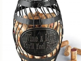 BARREL CORK HOLDER