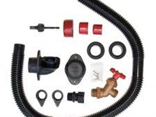 EARTHMINDED RAIN BARREL DIVERTER KIT (2)