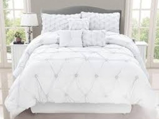 SAFDIE 7 PIECE QUEEN BED SET