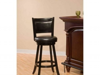 DENNERY SWIVEL COUNTER STOOL (NOT ASSEMBLED)