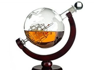 THE WINE SAVANT - WHISKEY DECANTER