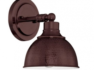 "1 LIGHT 8"" SCONCE WALL LIGHT"