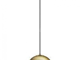 CATALINA LIGHTING GLASS ORB PENDANT(NOT ASSEMBLED)
