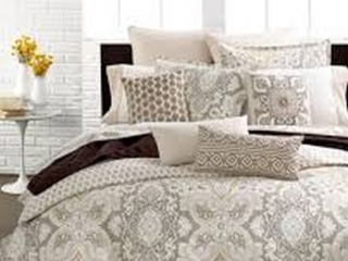 ECHO NEW YORK - ODYSSEY 4 PIECE QUEEN COMFORTER