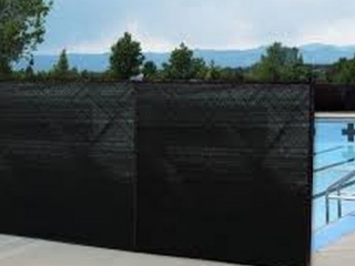 BOEN PRIVACY FENCE SCREEN 4FT X 50FT