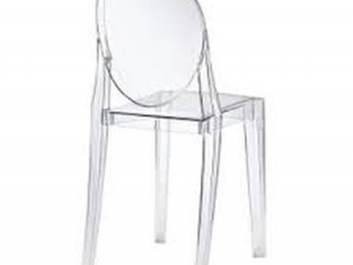 MODWAY - CLEAR CHAIR