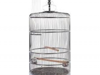 DYNASTY STAINLESS STEEL CAGE LARGE