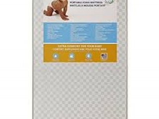 "DREAM ON ME 3"" PORTABLE CRIB MATTRESS"