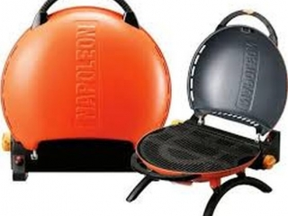 NAPOLEON TRAVELQ PORTABLE GAS GRILL