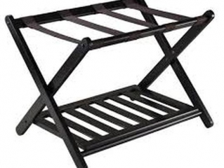 WINSOME LUGGAGE RACK (NOT ASSEMBLED)