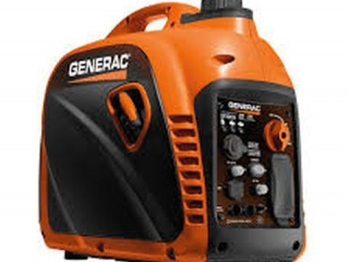 GENERAC GP2200 PORTABLE INVERTER GENERATOR