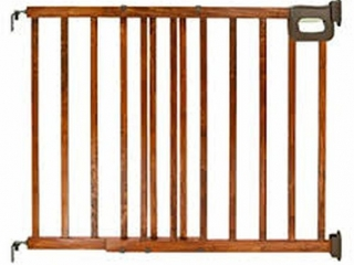 SUMMER DELUXE WOOD STAIRWAY GATE