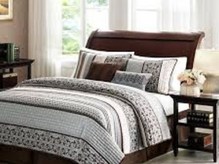 5-PIECE COMFORTER SET KING